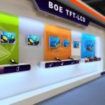LCD产品应用展示区