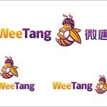 微唐标志logo设计